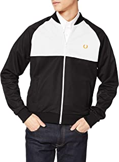 FRED PERRY 防寒夹克服 COLOUR BLOCK TRACK JACKET J8513 男款