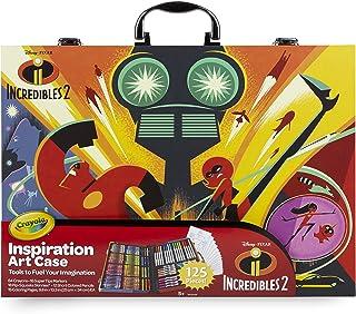 Crayola 绘儿乐 Despicable Me 创意艺术盒 Incredibles 2
