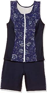 Wacoal 华歌尔 泳衣 全形遮盖 带拉链分体式 SWS215 女士