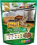 Friskies 喜跃 成猫全价猫粮肉,三文鱼,奶酪和菠菜味 1.4kg