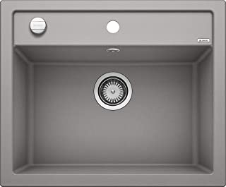 Blanco 鉑浪高 廚房水槽 DALAGO Alumetallic 60 cm Unterschrank