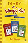 Diary of a Wimpy Kid Collection: Books 1 - 3 (English Edition)