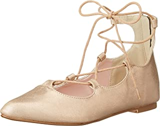[NUVELOVOREE] 绑带鞋 绑带平底鞋 16-3493