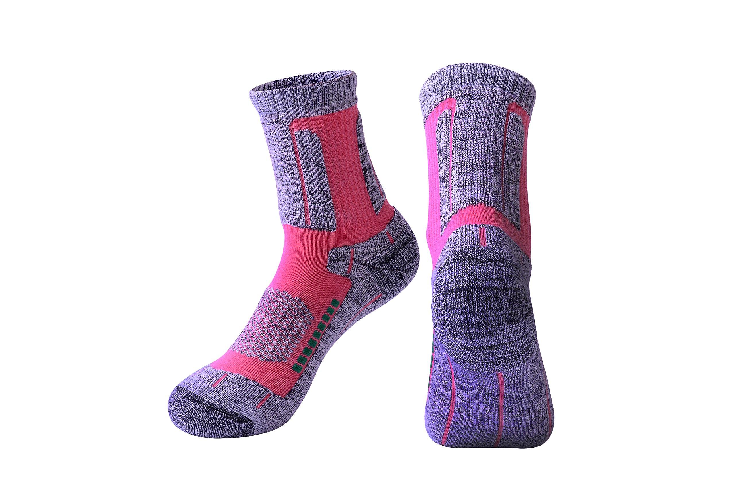 C-ガーディアン屋外スキーの靴下男性女性の暖かい靴下スポーツ、スキー、スキー、ハイキング、ジョギングのための暖かい靴下