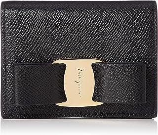 [萨尔瓦多·菲拉格慕] 对折钱包 22D515 VA拉·丝带 皮革 真皮 [平行进口商品]