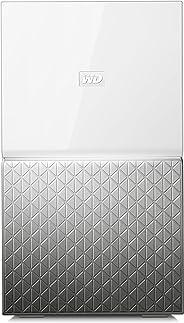 Western Digital 西部数据 WD 8TB My Cloud Home Duo 个人云 网络存储 NAS 3.5英寸 双盘位 云存储