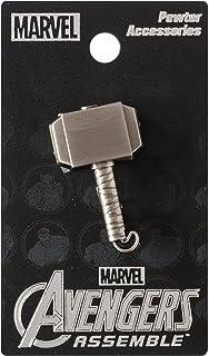 Marvel 雷神锤锡合金翻领别针