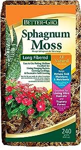 SUN 灯泡 better Gro sphagnum Moss