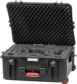 HPRC 硬壳适用于 DJI Phantom 4、Pro 和 Pro+,黑色 (HPRC2700WPHA4)
