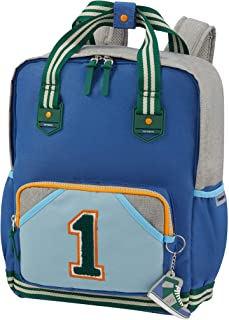 Samsonite 新秀麗 Sam School Spirit Sam 校園精神 尺寸:30 x 14 x 36 厘米 – 15.5 L – 0,50 千克 N.1 Varsity Grey N.1 Varsity Grey