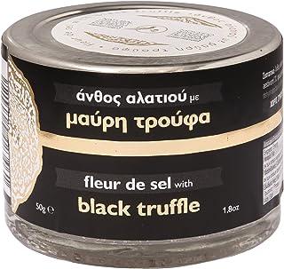 Fleur Salt with Black Truffle 50g by Natural History Museum of Meteora & Mushroom Museum