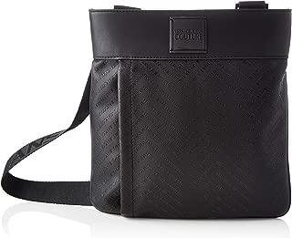 Versace Jeans Couture Bag 男士单肩包,黑色(899+899),1x25x24厘米(宽 x 高 x 长)