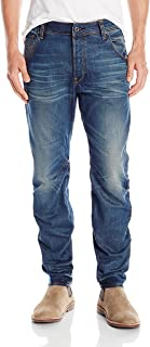 G-STAR RAW 男式 ARC 3d 锥形修身牛仔裤