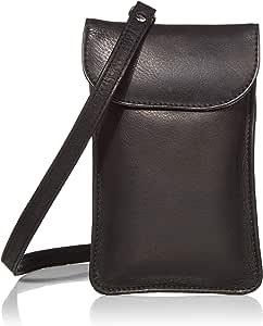 Piel Leather 智能手机挂套,黑色,均码