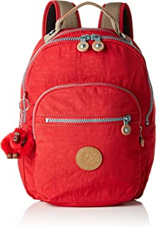 Kipling clas seoul s 学校背包, 10 公升, True Red C,34 cm