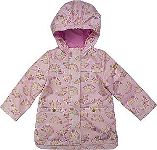 OshKosh B'Gosh 女婴连帽轻型雨衣夹克