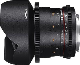 Samyang 三阳 14mm T3.1 ED AS IF UMC II 电影镜头 (M43卡口) 超广角 全画幅 手动镜头 微单镜头