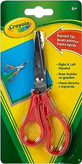 "Crayola Pointed Tip Scissors 5""-"