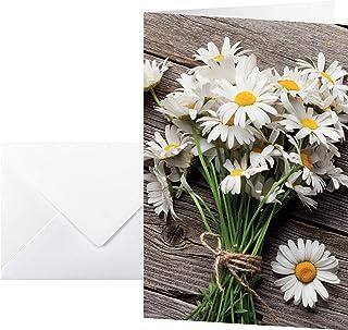 SIGEL DS105 空白贺卡 A6 10张 带信封