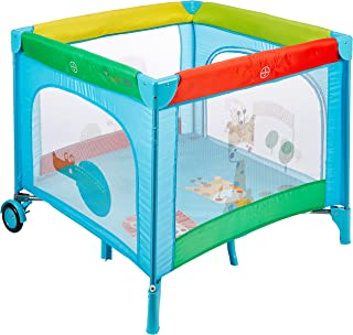 Olmitos – 方形儿童床 动物园