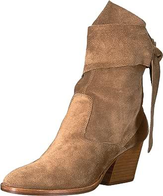 Sigerson Morrison Lori 女士时尚靴子 Dk Larice 9 M US
