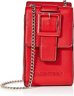 Mario Valentino 女士 Angelo 单肩包,4.5 x 18 x 10 厘米 红色(红色) 4.5x18x10 cm (B x H x T)