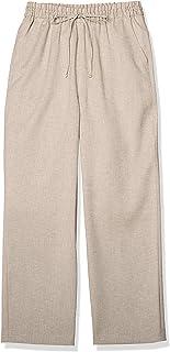 NATURAL BEAUTY BASIC 裤子 亚麻轻便运动裤 女士 017-0130772