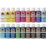 Plaid PROMOABI Apple Barrel Acrylic Paint, 2-Ounce, Best Selling Colors I