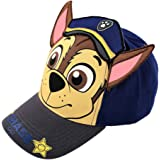 Nickelodeon Boys' Paw Patrol Chase Cotton Baseball Cap