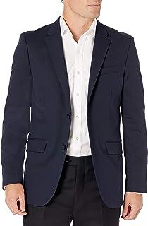 Perry Ellis 男士 Slim Fit Solid Jacket