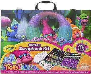 Crayola 繪兒樂 Despicable Me 創意藝術盒 Glitter Scrapbooking Kit