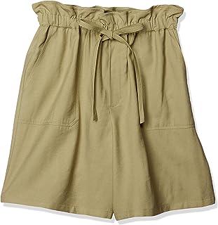 FREES Matte 半裤 抽绳中裤 女士 131-0130043