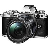 Olympus 奥林巴斯 OM-D E-M5 Mark II (14-150mm F4.0-5.6 II) 微型单电 标准变焦镜头套机(银色)