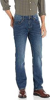 Lee Riders 靛藍色男式直筒牛仔褲