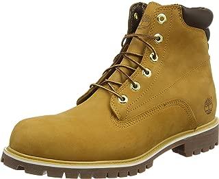 Timberland 添柏嵐 男士6英寸Basic Alburn防水系帶靴