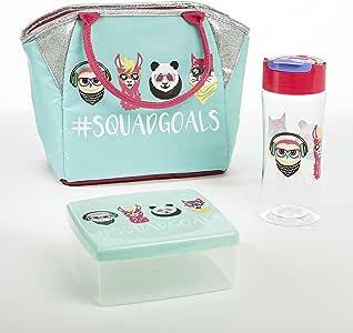 Fit & Fresh Thalia 儿童午餐套件 Squad Goals