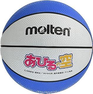 molten 摩登 篮球 鸭子空×morten *迷你球 白色×蓝色车谷空 B1C200-AS1