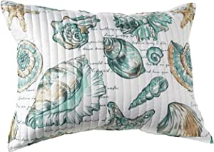 Barefoot Bungalow 枕套 水* 标准 GL-1709GS