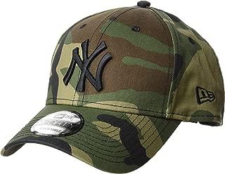 NEW ERA 9FORTY 纽约洋基队 木兰× 黑色 帽子