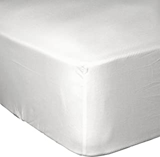 Home Passion 60040 棉 57 支白色床笠 140 x 190 cm
