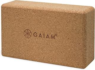 Gaiam -软木瑜伽砖