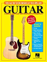 Teach Yourself to Play Guitar: A Quick and Easy Introduction for Beginners (English Edition)