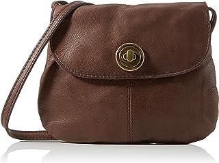 PIECES Pctotally Royal Leather Party Bag Noos 女士单肩包,均码 Mole Detail:cp Einheitsgröße