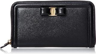 [萨尔瓦多·菲拉格慕] 长款钱包 22C908 瓦拉·丝带 真皮 钱包 [平行进口商品]