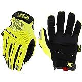 Mechanix Wear - Hi-Viz M-Pact XD Gloves (Small, Fluorescent Yellow)