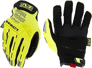 Mechanix Wear - Hi-Viz M-Pact XD Gloves (XX-Large, Fluorescent Yellow)