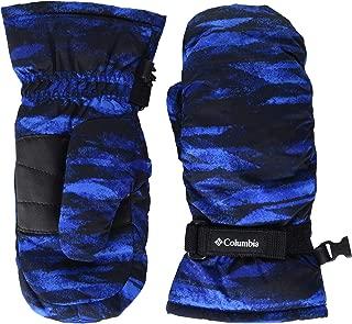 Columbia 儿童 Y 核心手套 Super Blue Blanket Print X-Large
