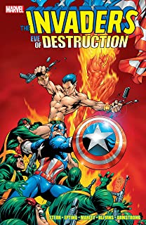Invaders: The Eve Of Destruction (Marvel Universe (1998)) (English Edition)