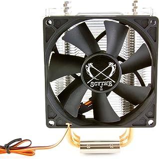 Scythe KU000054 Katana 4 CPU 冷却器 - 黑色