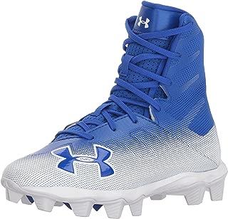 Under Armour 男式 Highlight Rm Jr. 足球鞋